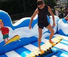 Фото Родео серфинг