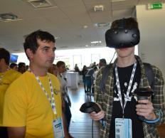 Фото HTC VIVE Виртуальная Реальность