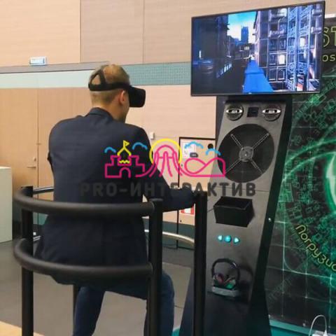 Фото VR Платформа
