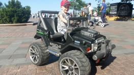 Фото Детские электромобили