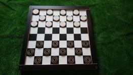 Фото Большие шашки