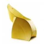 Фото Кресло Flux chair желтый