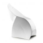 Фото Кресло Flux chair белый