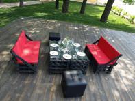 Фото Комплект Loft мебели (6 человек)