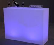 Фото Светящийся стол для фуршетной линии