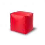 Фото Пуфик - мешок (красный)